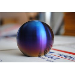 Blackline ARC Titanium Shift Knob Replica Matte